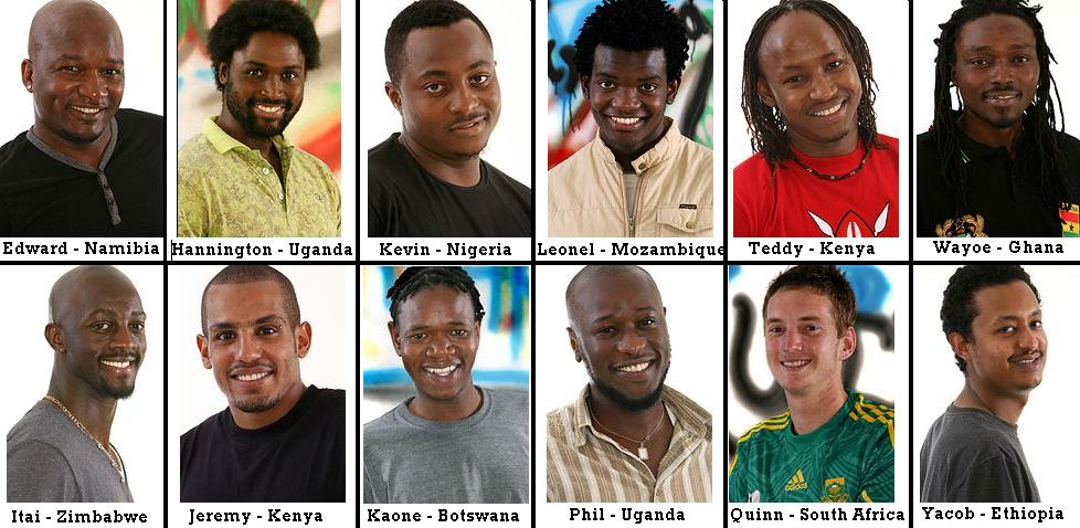Published September 7, 2009 at 978 × 478 in Big Brother Africa 4