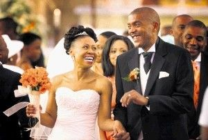One of my favorite radio personalities, tied the knot this past ...