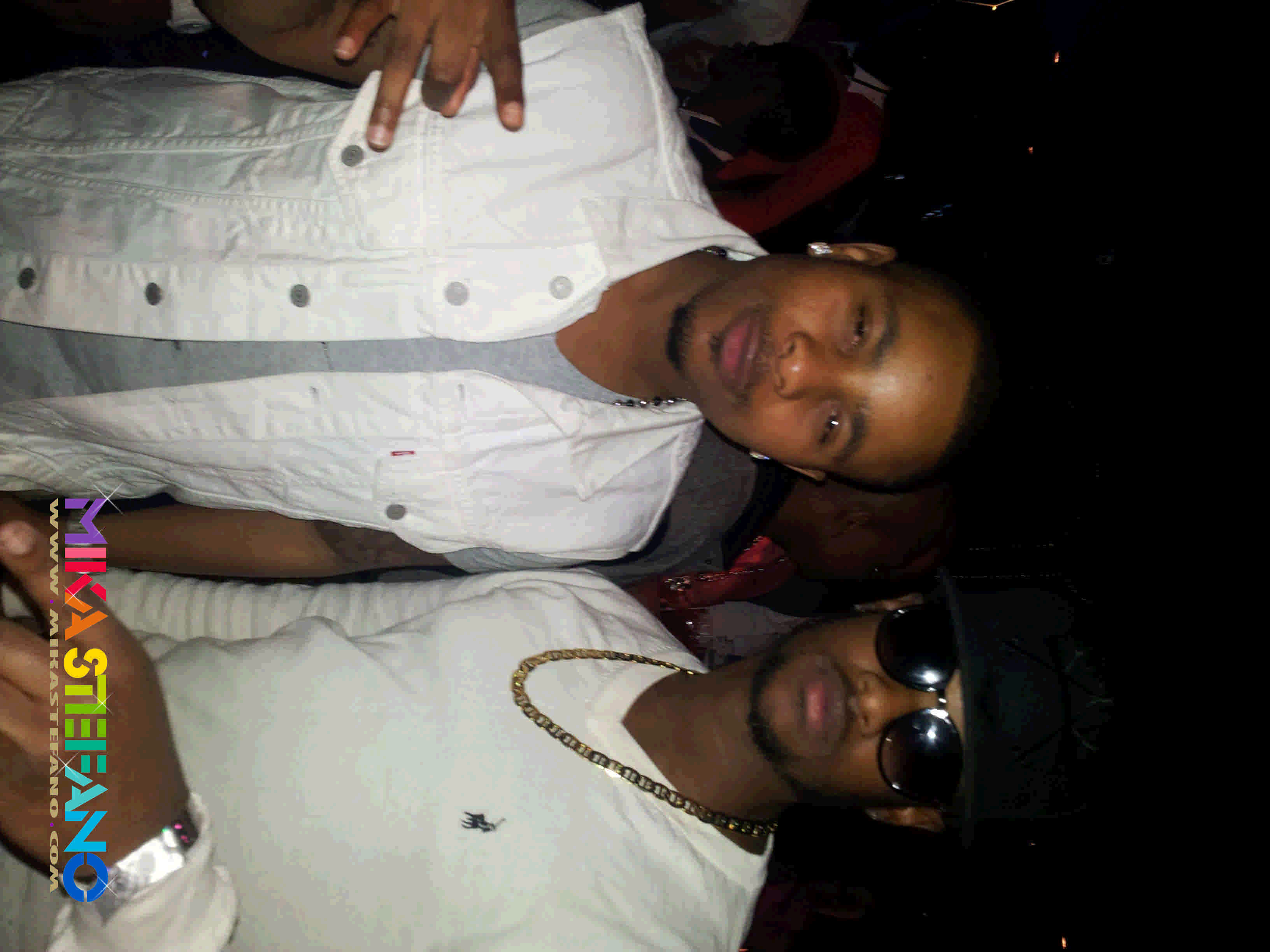 L Tido Hairstyle: Spotted @ The CHOMVA's 2012… (Thats The Channel O Music