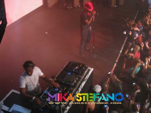 DJ MilkShake NeYo Johannesburg