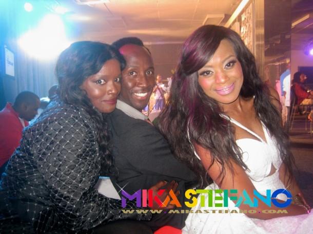 Kuli, Lesley and Lerato