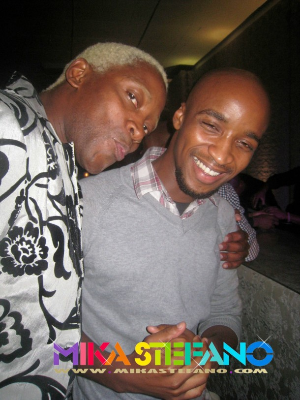 Koyo and a Zuma