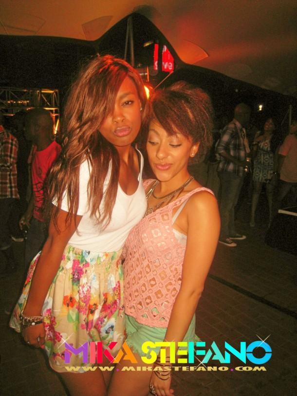 Naomi and Mbali
