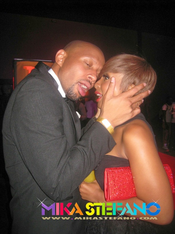Boity and Phat Joe
