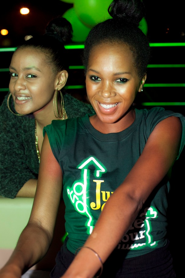 Thobeka Majozi and Sphum