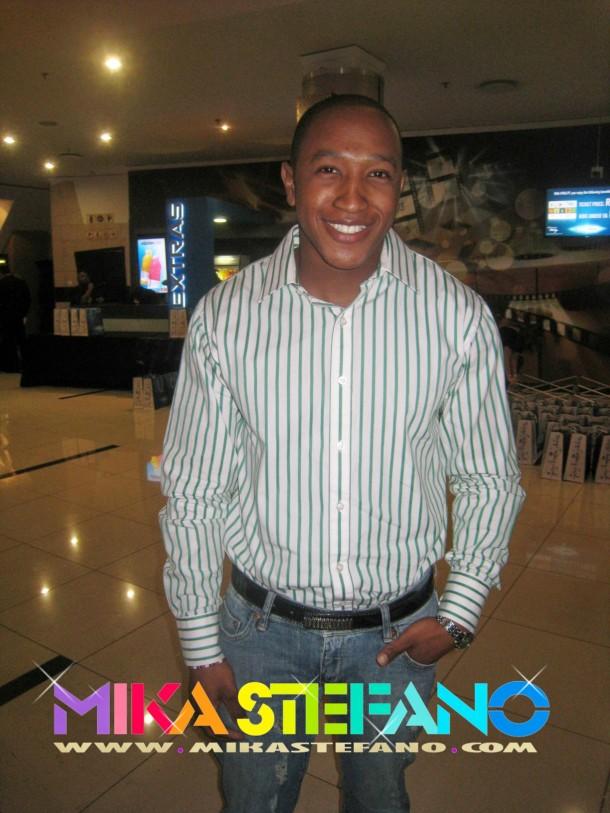 Lesego Maphanga