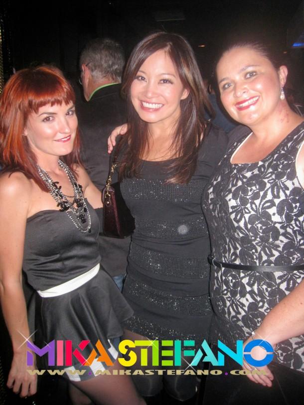 Pixie, Jen and Jessika