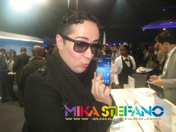 Mika Stefano Samsung
