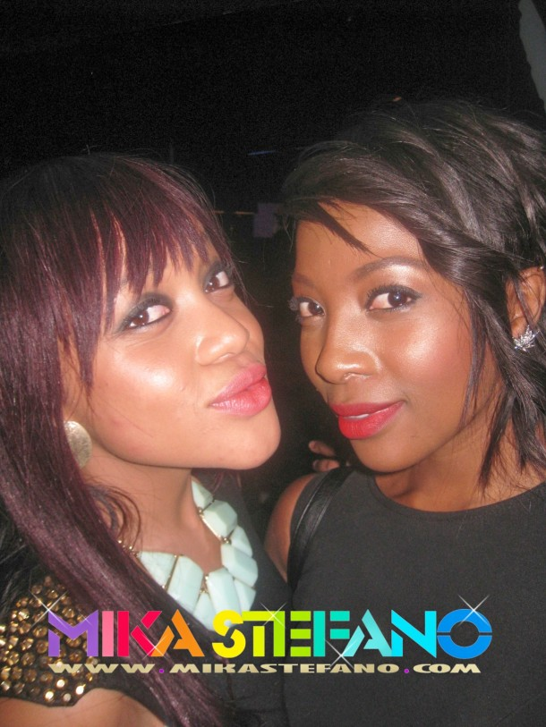 Thando and Pearl