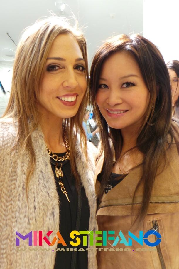 Vicky and Jen