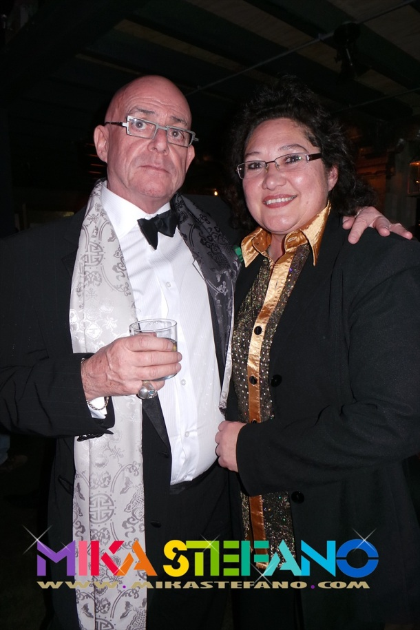 Robert Whitehead and Charlotte Butler