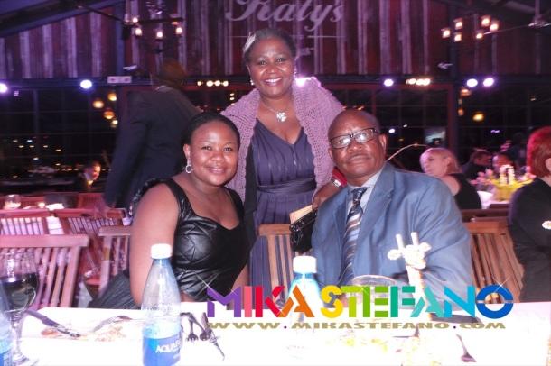 Risuna Mayimele, Keketso Semoko and Mlangeni Nawa