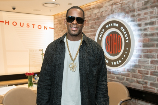 R.Kelly @ SOHO August 2013