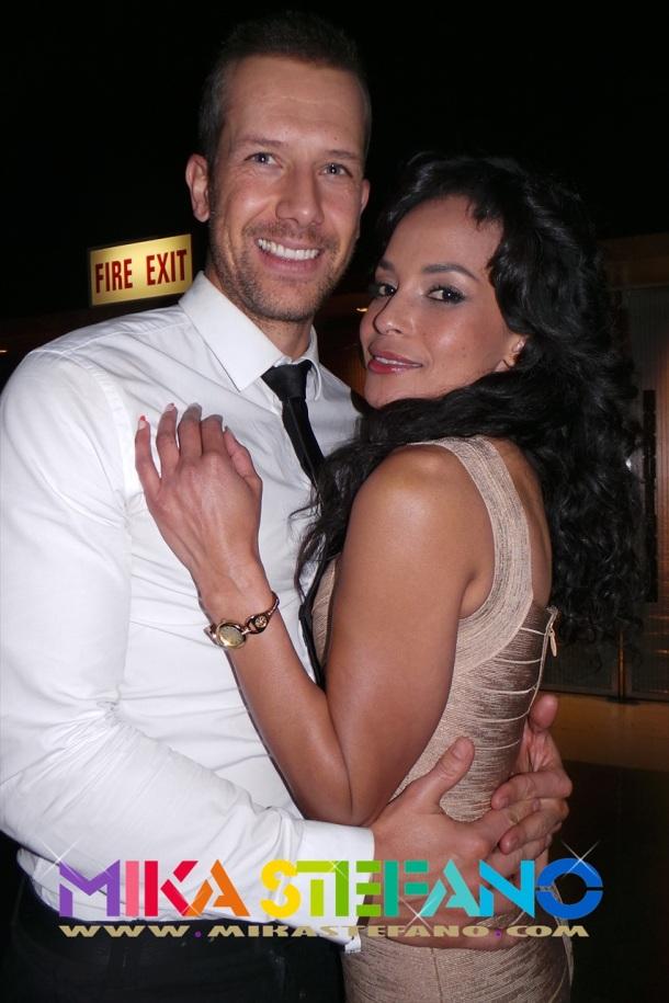 Carmel Fisher & Jonathan Boynton-Lee