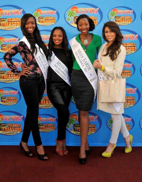 Miss earth SA 2014