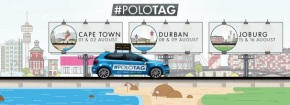 Highlights from the Volkswagen #PoloTag game
