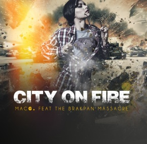 94.7 DJ – Mac G releases a new single… CITY ONFIRE