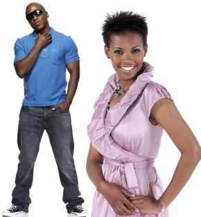 Congrats to Gail Mabalane and Kabelo Mabalane – new parents to be.