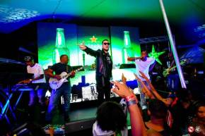 DJ ENVY and AKA take the stage at Heineken® Cities event